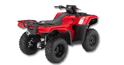 ATVS sold at Honda of Ottawa in Ottawa, OH.